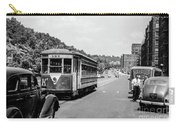 Uptown Trolley Near 193rd Street Carry-all Pouch