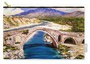 Ura E Mesit - Location Shkoder Albania Carry-all Pouch