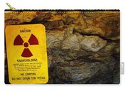 Uranium Mine In Capitol Reef Np Carry-all Pouch