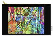 Urban Abstract 115 Carry-all Pouch