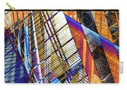 Urban Abstract 157 Carry-all Pouch