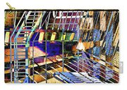 Urban Abstract 172 Carry-all Pouch