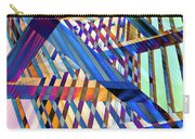 Urban Abstract 258 Carry-all Pouch