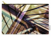 Urban Abstract 348 Carry-all Pouch