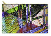 Urban Abstract 466 Carry-all Pouch