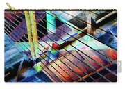 Urban Abstract 53 Carry-all Pouch