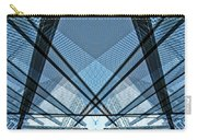 Urban Abstract Vi Carry-all Pouch