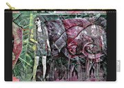 Urban Abstract,pop Art Carry-all Pouch