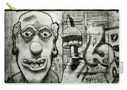 Urban Clown Carry-all Pouch