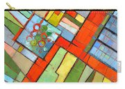 Urban Composition - Abstract Zoning Plan Carry-all Pouch