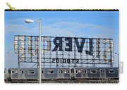 Urban Landscape Long Island City Carry-all Pouch