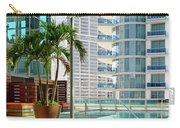 Urban Landscape, Miami, Florida Carry-all Pouch