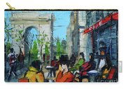 Urban Story - Champs Elysees Carry-all Pouch