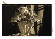 Urban Wildflowers  Carry-all Pouch