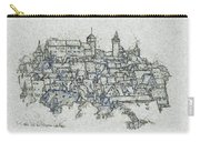 uremberg Sketching Carry-all Pouch
