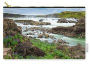 Urridafoss Waterfall And River Pjorsa In Iceland Carry-all Pouch