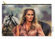 Ursula Andress Carry-all Pouch