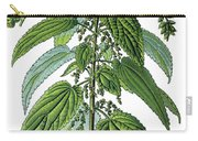Urtica Dioica, Often Called Common Nettle Or Stinging Nettle Carry-all Pouch