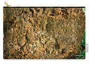 Urutu At Termite Mound Carry-all Pouch
