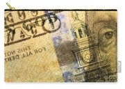 Us 100 Dollar Bill Security Features, 6 Carry-all Pouch