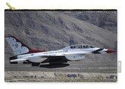 U.s. Air Force Thunderbird F-16 Carry-all Pouch