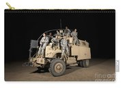 U.s. Army Medical Personnel Pose Carry-all Pouch