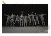 U.s. Army Pilots & Crew Chiefs Jump Carry-all Pouch