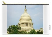 Us Capitol 2 Carry-all Pouch