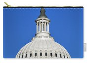 Us Capitol Building Dome Carry-all Pouch