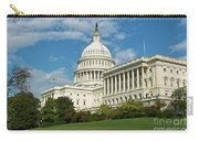 Us Capitol Washington Dc Carry-all Pouch