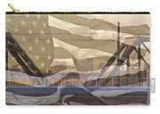 Us City Montage Carry-all Pouch