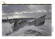 U.s. Coast Guard Motor Life Boat Brakes Carry-all Pouch by Stocktrek Images