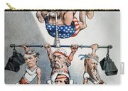 U.s. Grant Cartoon, 1880 Carry-all Pouch