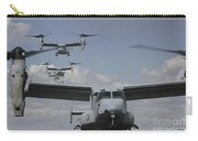 U.s. Marine Corps Mv-22 Osprey Carry-all Pouch