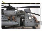 U.s. Marines Perform Preflight Checks Carry-all Pouch
