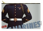 Us Marines - Ready Carry-all Pouch