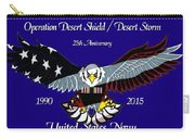 Us Navy Desert Storm Carry-all Pouch