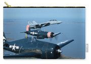 Us Navy Lagacy Flight  Carry-all Pouch