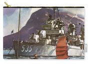 U.s. Navy Travel Poster Carry-all Pouch
