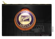 Us Route 66 Buick Sales Globe 02 Sc Carry-all Pouch