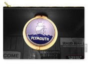 Us Route 66 Plymouth Sales Globe Sc Carry-all Pouch