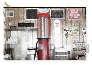 Us Route 66 Smaterjax Dwight Il Gas Pump 01 Pa 01 Carry-all Pouch