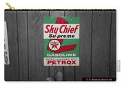 Us Route 66 Smaterjax Dwight Il Sky Chief Supreme Signage Carry-all Pouch