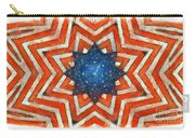 Usa Abstract Carry-all Pouch