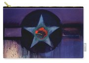 Usaaf Lilac Carry-all Pouch