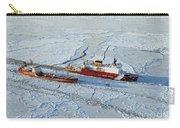 Uscg Healy Breaks Ice Carry-all Pouch