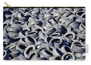 Used Tires Carry-all Pouch