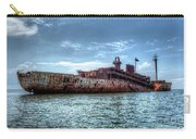 Usns American Mariner - Target Ship, Chesapeake Bay, Maryland Carry-all Pouch
