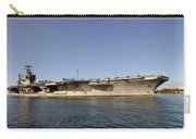 Uss Abraham Lincoln Carry-all Pouch