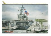 Uss Carl Vinson Carry-all Pouch
